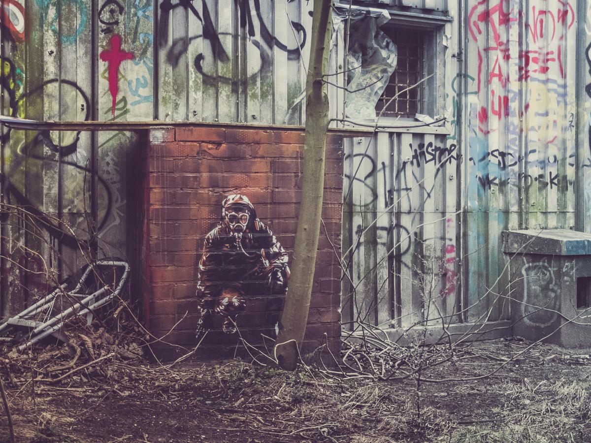 Kunst auf dem Teufelsberg