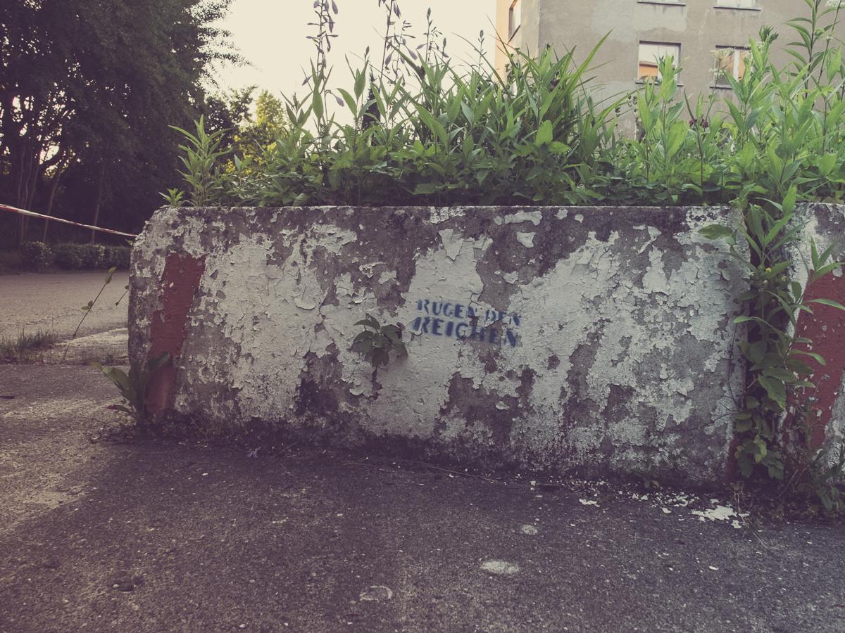 Binz auf Rügen - Der Koloss von Prora