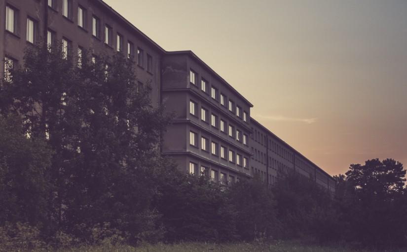 Binz auf Rügen – Der Koloss von Prora
