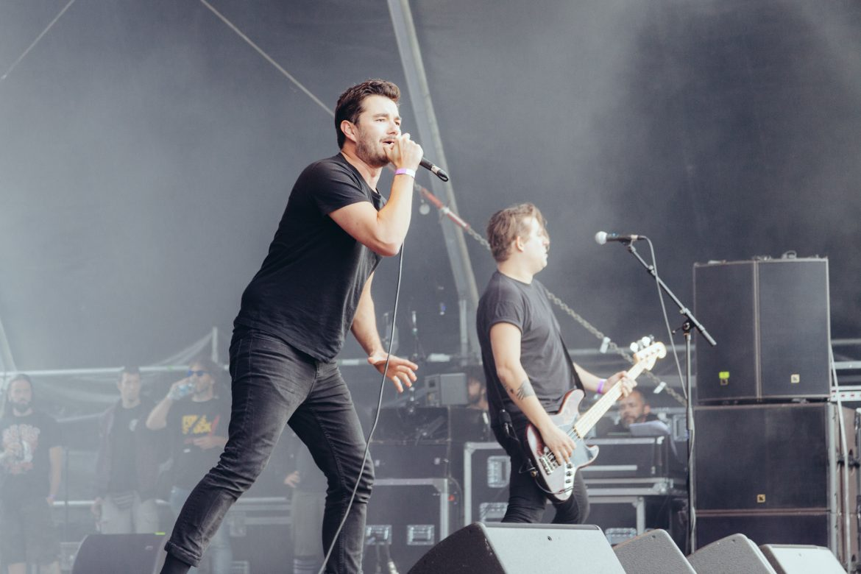 Max Raptor auf dem Festivalkult Umsonst & Draußen Festival in Porta Westfalica