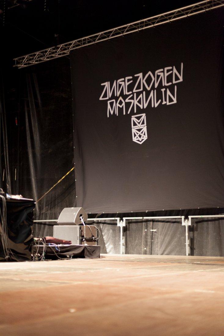 Zugezogen Maskulin beim Festivalkult 2017 - Umsonst & Draußen Festival in Porta Westfalica