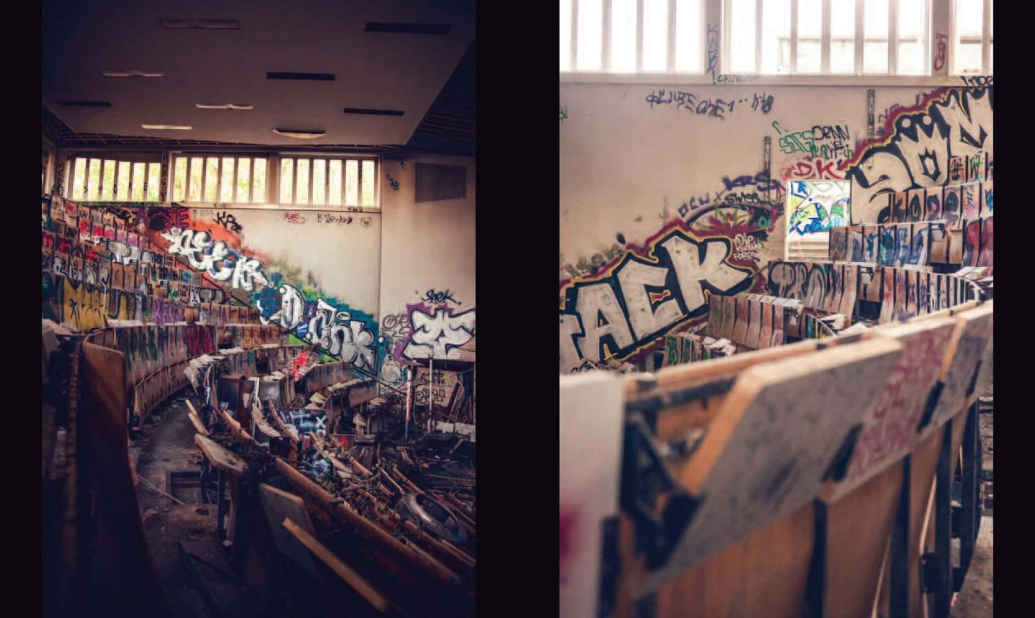 Verlassene Orte Berlin