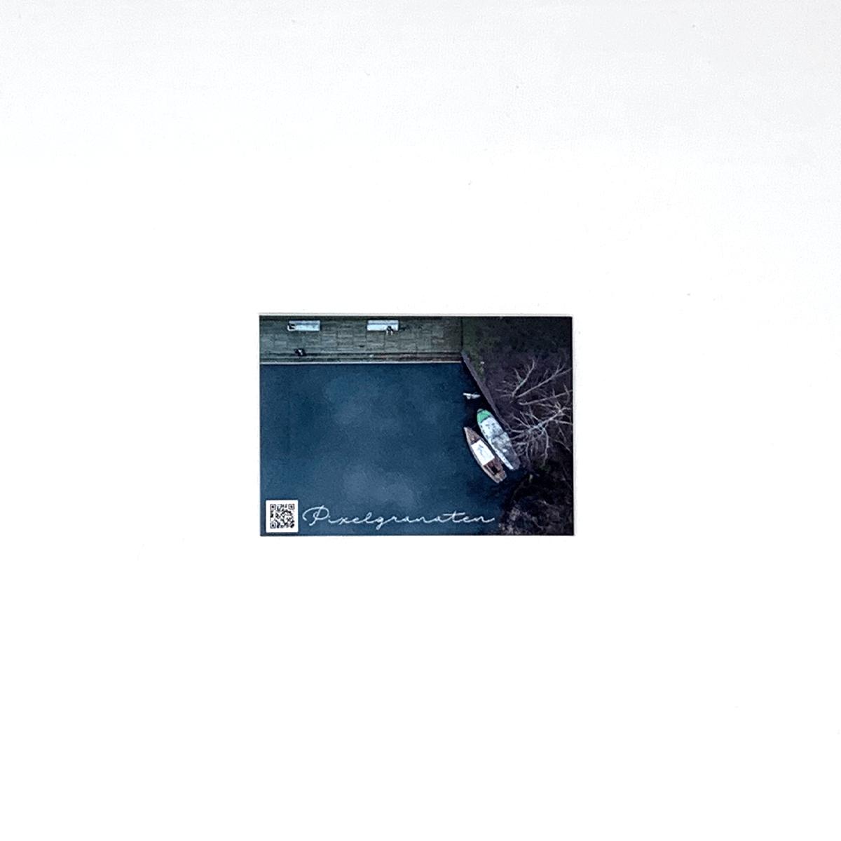 Pixelgranaten Sticker Set - Bucht