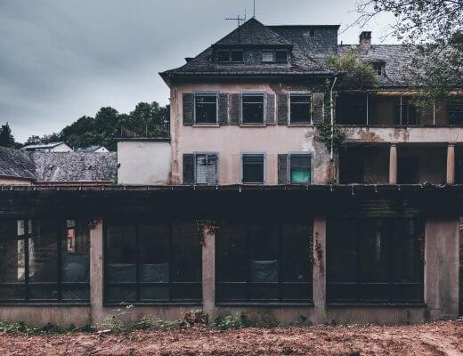 Ehemaliges Schwesternwohnheim der Diakonissen in Bad Ems